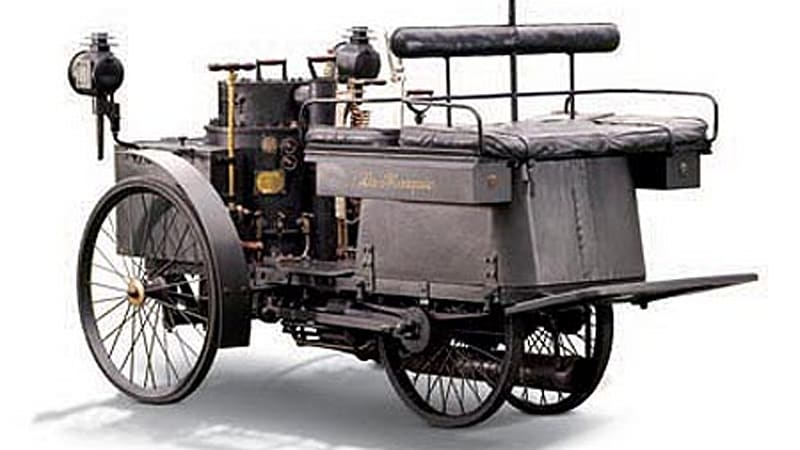 world 39 s oldest car steaming its way up to the auction block autoblog. Black Bedroom Furniture Sets. Home Design Ideas