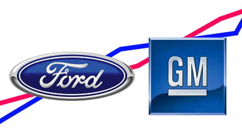 gm verses ford In this tech article hot rod performs a muscle car engine shootout comparing the hottest unlike gm, ford maintained the '60s-era 2018 hot rod network.