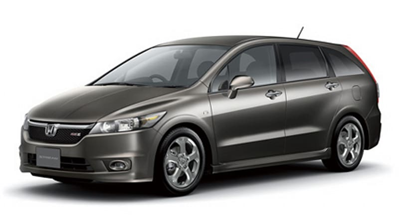 Winding Road Is Reporting That The Next Generation Honda Stream Mini MPV May Be Sold In US Having Just Been Redesigned Last Year