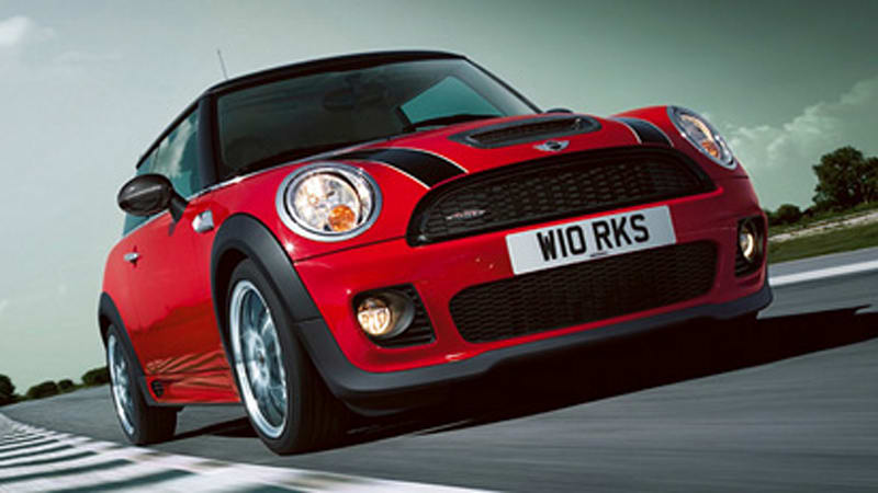 u s r56 mini cooper s owners finally get the jcw treatment autoblog. Black Bedroom Furniture Sets. Home Design Ideas