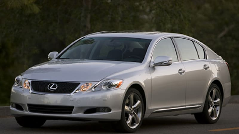 Officially Official: 2008 Lexus GS 460 and 450h | Autoblog