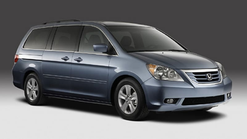 2008 honda odyssey arrives with minor upgrades autoblog rh autoblog com honda odyssey 2008 owners manual 2008 Honda Odyssey Shop Manual