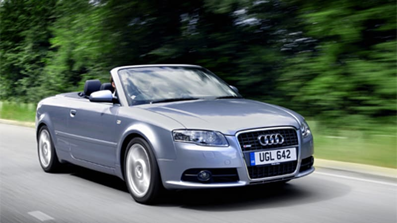 audi a4 cabriolet s line special edition joins uk lineup autoblog rh autoblog com audi a4 cabriolet user manual pdf 2004 audi a4 cabriolet owners manual