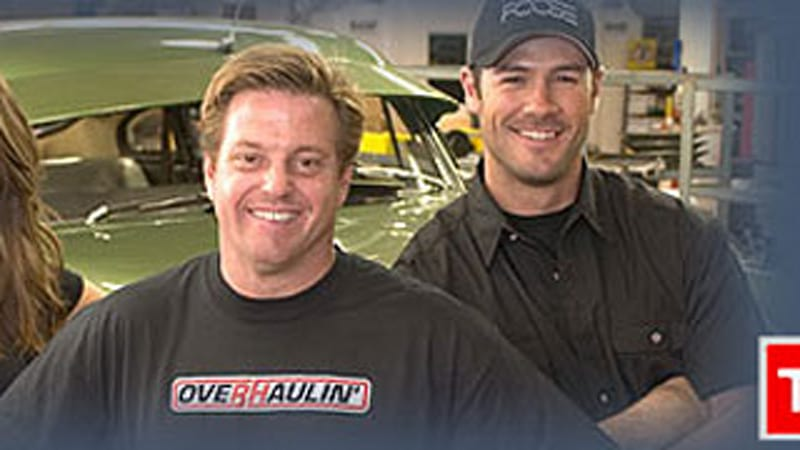 Your 15 minutes of fame await: Overhaulin' accepting apps - Autoblog