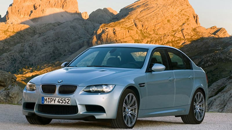 2008 BMW M3 Sedan unveiled! - Autoblog