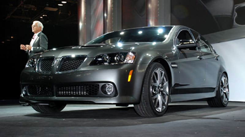 No manual option for the 2008 pontiac g8 autoblog on the eve of what could be the revival of gms excitement division it comes to light that the new pontiac g8 will make the trek from down under sans sciox Image collections