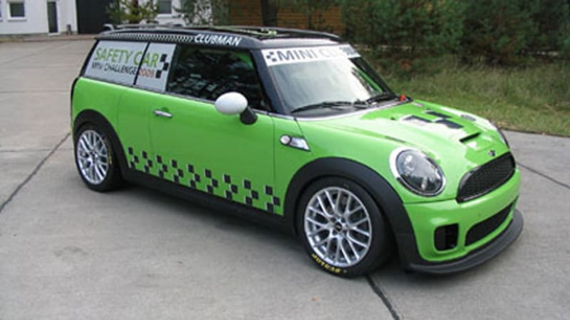 2008 Mini Challenge Series Clubman Safety Car Fastest To Date