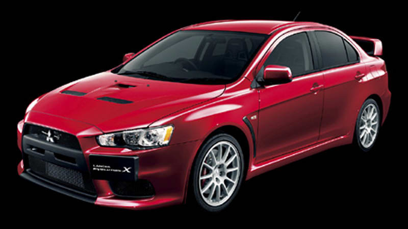 2018 mitsubishi lancer evo x. simple 2018 click either image to view complete highres gallery though print mags  bearing the new mitsubishi lancer evolution x  and 2018 mitsubishi lancer evo x