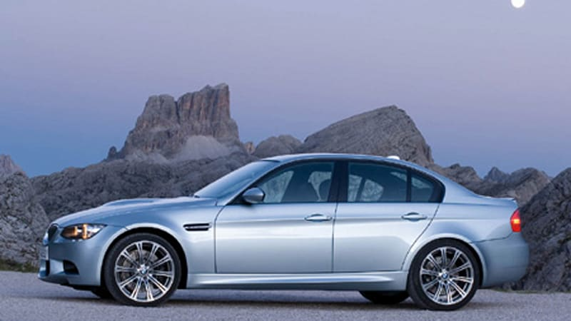 Pics Aplenty: 2008 BMW M3 Sedan - desktop wallpaper-sized pics ...