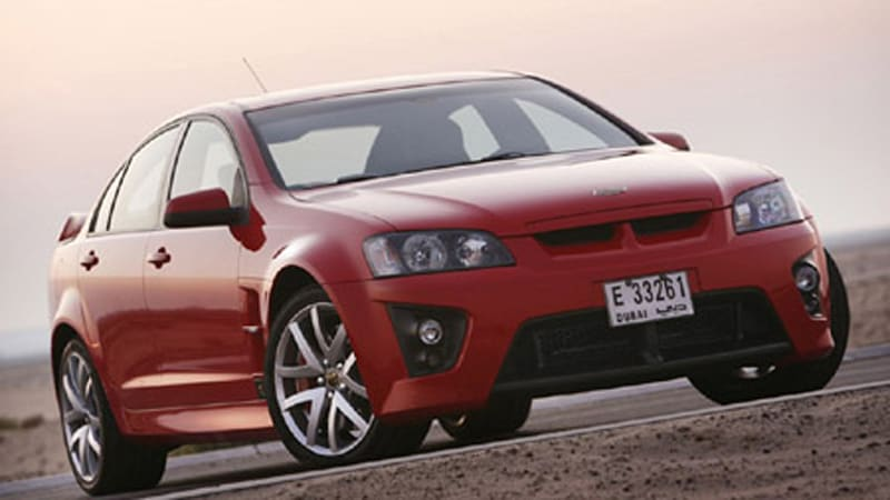 Chevrolet Special Vehicles Debuts In Middle East With The Cr8 Autoblog