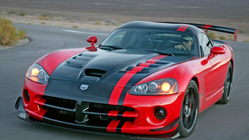 Click Above Image For 20 High Res Pics Of The 2008 Dodge Viper Srt10 Acr