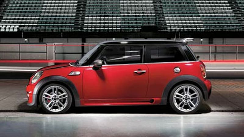 The Real Scoop On The Mini Jcw Stage Ii Cooper S Autoblog