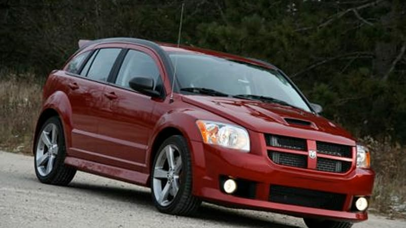 in the autoblog garage 2008 dodge caliber srt 4 autoblog. Black Bedroom Furniture Sets. Home Design Ideas