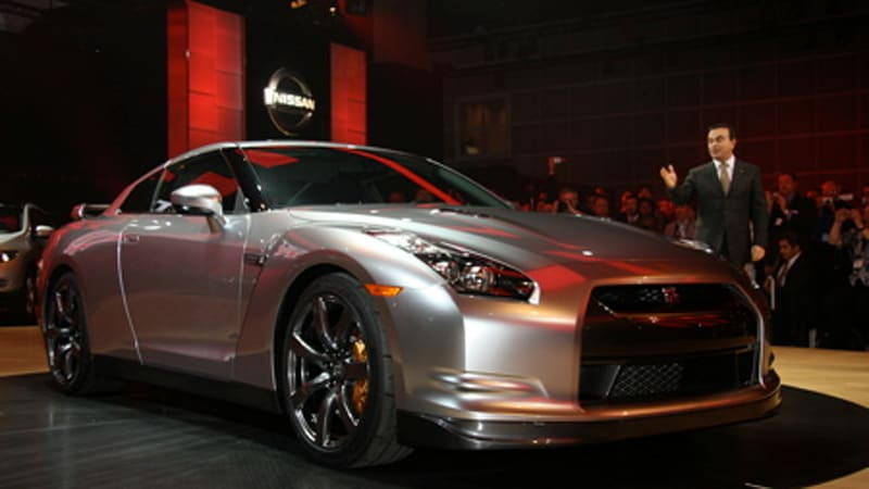 LA 2007: U.S.-spec Nissan GT-R huge performance bargain at $69,850 |  Autoblog