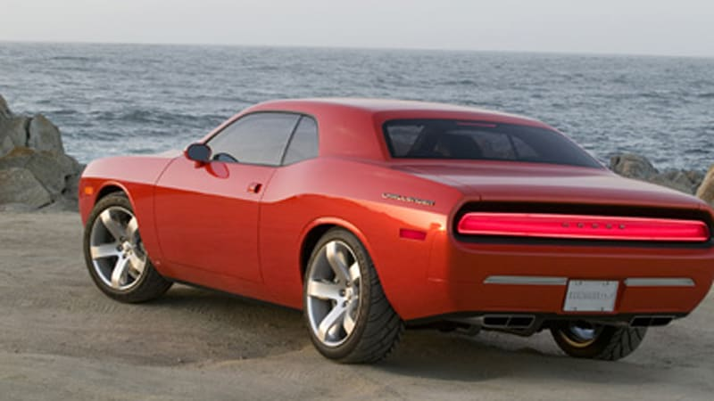 standard features and options revealed for 2008 dodge challenger srt8 autoblog. Black Bedroom Furniture Sets. Home Design Ideas
