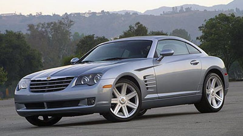 The Chrysler Crossfire Was One Of Those Unfortunate Exercises In  Style Over Substance. Whatu0027s Worse Is That Its Style Was Somewhat  Questionable, ...