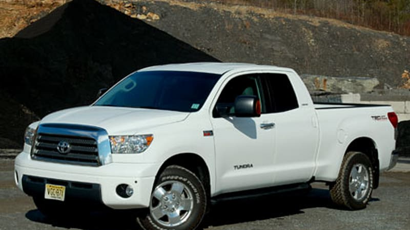 Click Image For More Pics From Our Own Review Of The 2007 Toyota Tundra