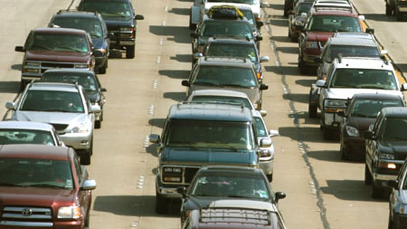 The real reason for traffic jams: us! - Autoblog