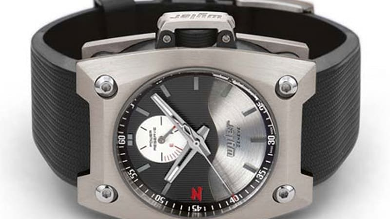 Wyler's New Code-R Chronograph - watchtime.com