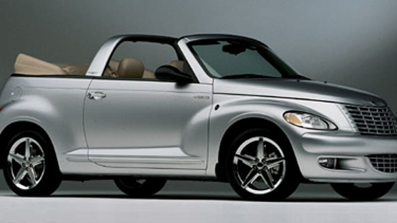 There Were No Eulogies Bagpipes Played Or Honor Guard Gunshots Fired Few Paid Any Notice But On December 21 The Chrysler Pt Cruiser Convertible