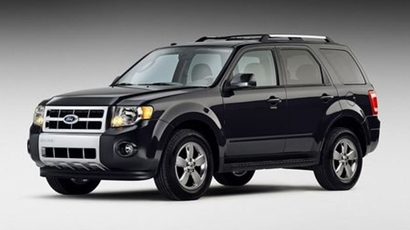 Click Above To View More High Res Pics Of The 2009 Ford Escape Hybrids