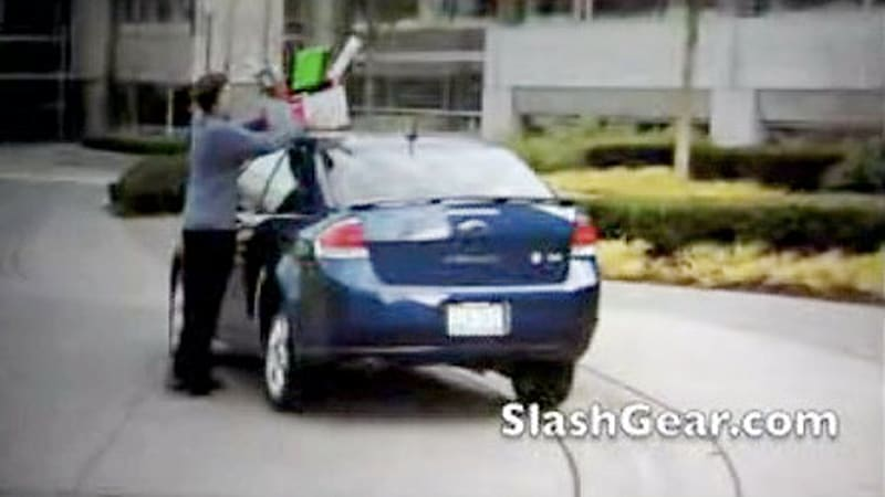 VIDEO: Bill Gates drives a Ford Focus Coupe - Autoblog