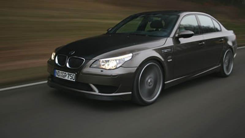 G Power Hurricane M5 Claims Mantle As Fastest BMW With 730HP