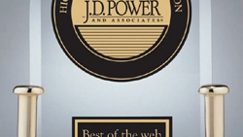 American Automakers Top Jd Power 39 S Website Rankings Autoblog