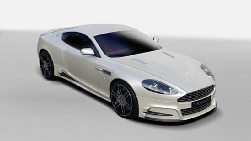 Mansory Package For Aston Db9 Is All Show No Extra Go Autoblog