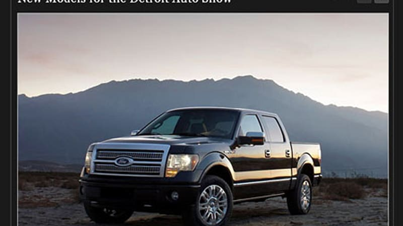 Ny Times Jumps The Gun 2009 Ford F 150 Others Revealed Autoblog
