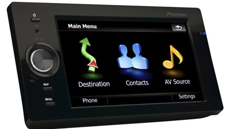CES 2008: Pioneer takes on SYNC with LINC