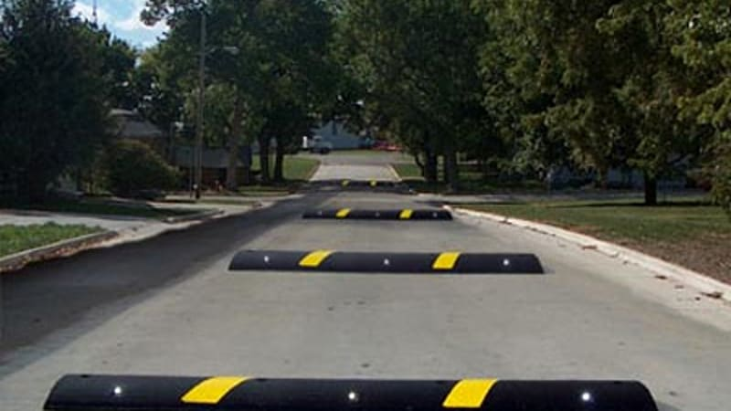 Image result for speed bump