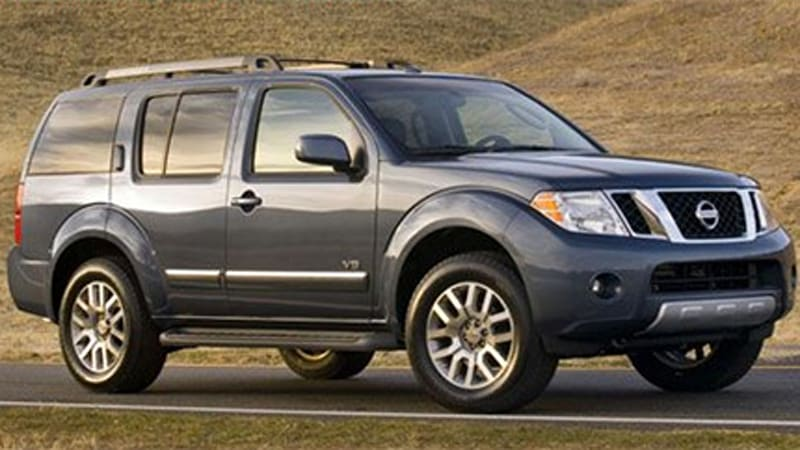 Nissan Pathfinder May Return To Cuv Roots Ditch Body On Frame Again