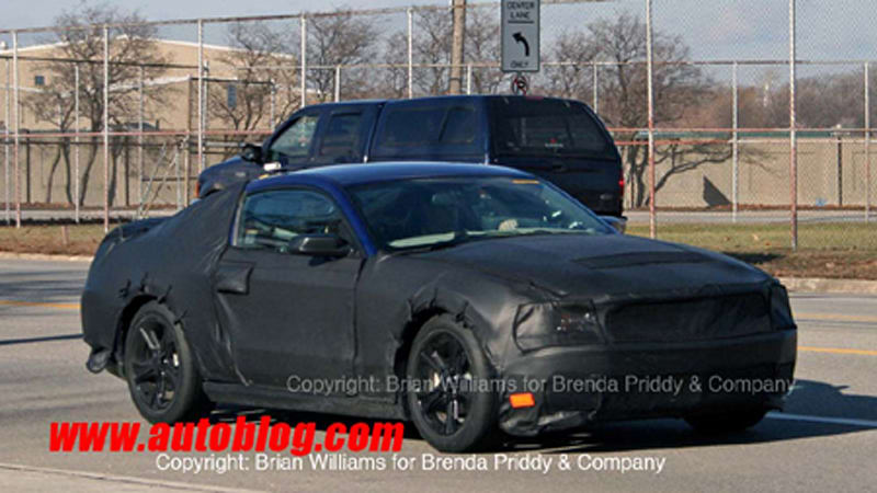 Ford Considering Twin Turbo V6 For Future Mustangs Building Zr1