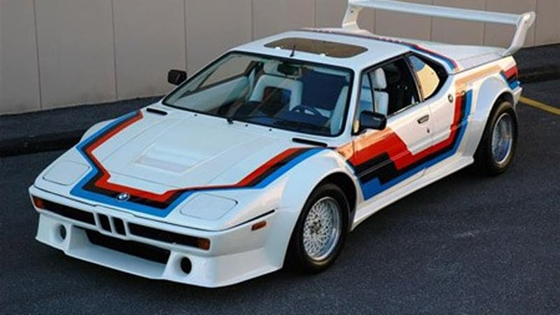 eBay Find of the Day: 1979 BMW M1 - Autoblog