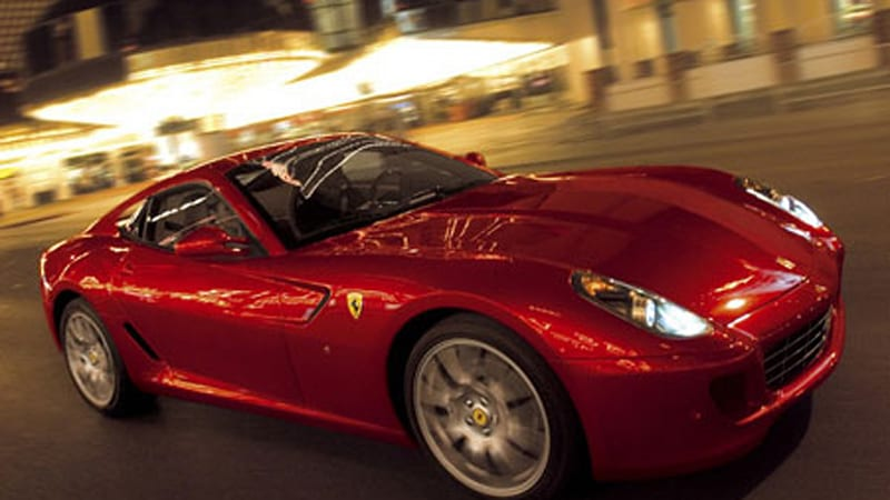 Three Year Long Waiting List For Ferraris In The Uk