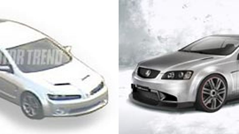 Mt Claims Holden Coupe 60 Is Really 3 Year Old Pontiac Gto