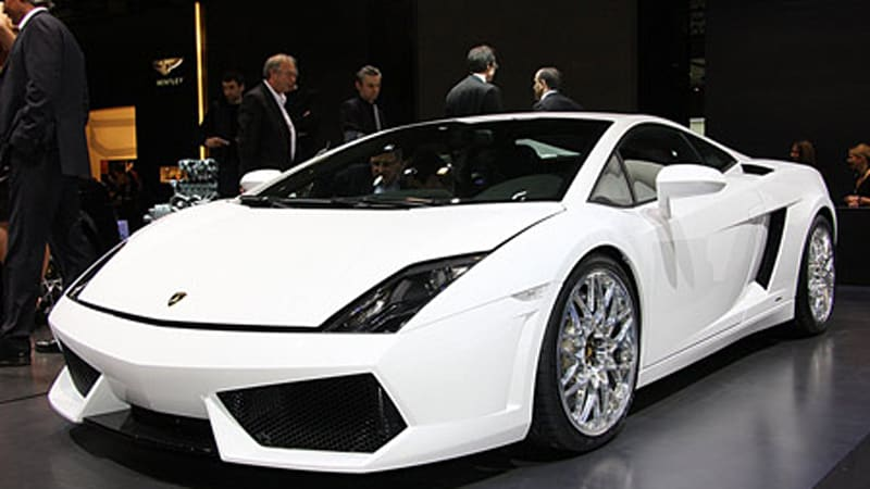 Geneva 2008: Lamborghini Gallardo LP560 4 Live And Drool Worthy   Autoblog