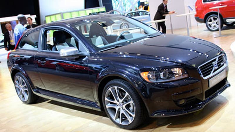 new york 2008 volvo c30 r design is r some autoblog. Black Bedroom Furniture Sets. Home Design Ideas