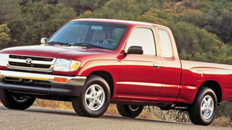 Toyota Extends Rust Warranty On Older Tacoma Pickups To 15 Years Autoblog