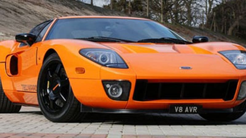 The Brooklands Based Tuning Firm Avro Motor Cars Has Partnered Up With Roush Technologies To Offer Up A Run Of Ten Limited Edition Ford Gts That Not Only