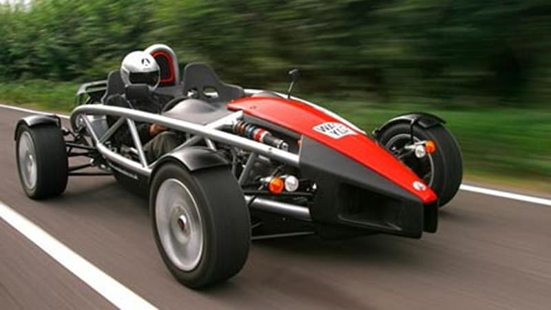 New Company Adopts Ariel Atom In The U S