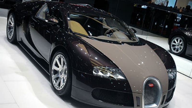 Geneva 2008 Bugatti Veyron Fbg By Hermes Scepter And Empire Not