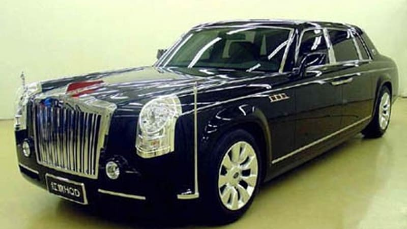 China S Faw Preparing Hongqi Limousine Autoblog