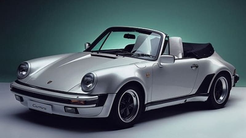 Porsche 911 Ultimate Car From The 80s Autoblog