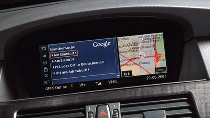 BMW gets in bed with Google Maps for MyInfo | Autoblog Google Map For Car Navigation on google map marseille, land navigation, google places, openstreetmap navigation, google navigation app, phone navigation, google search navigation, google india map, google map manitoba canada, google map of alberta, google map texas a&m, google map pin, google search mapquest, here navigation, google now traffic, google earth, gps navigation, google satellite map, google quick search box, google map example,