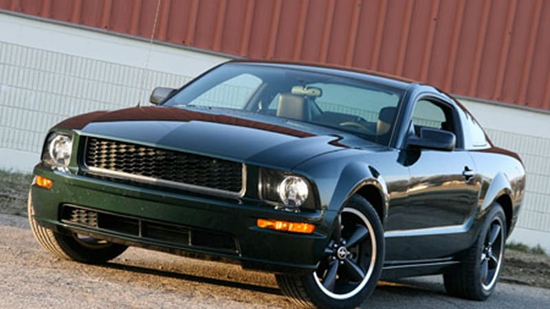 Click above for high-res gallery of the Mustang Bullitt My earliest memory of falling in love with a car was a Mustang. As a kid a friend of our family had ... & In the Autoblog Garage: 2008 Ford Mustang Bullitt - Autoblog markmcfarlin.com