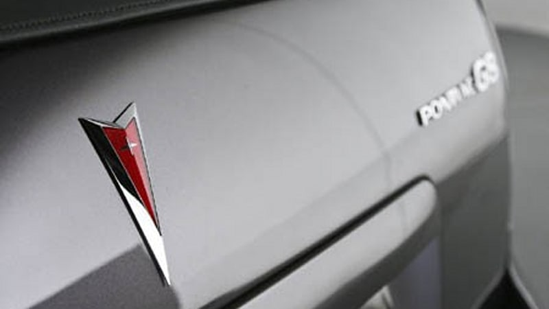 10 000 Names Submitted For Pontiac G8 Sport Truck Autoblog