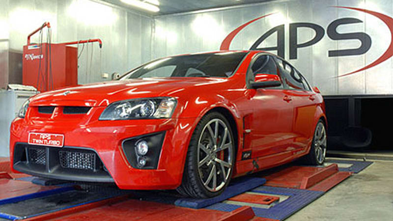 Aps Builds 557 Hp Twin Turbo Setup For Pontiac G8 Gt