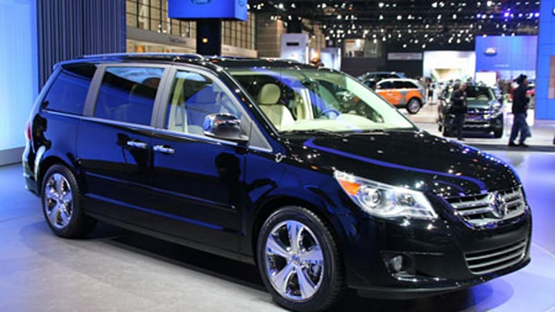 More Creative Incentives Buy A VW Routan And Get 1500 For College
